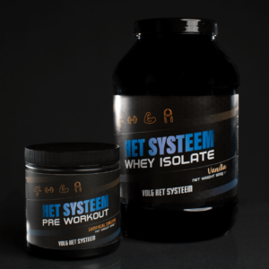 Combodeal Whey Isolate & Pre Workout